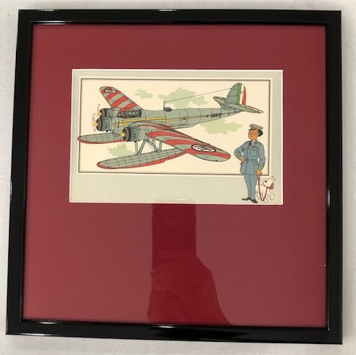 Aviation tintin III