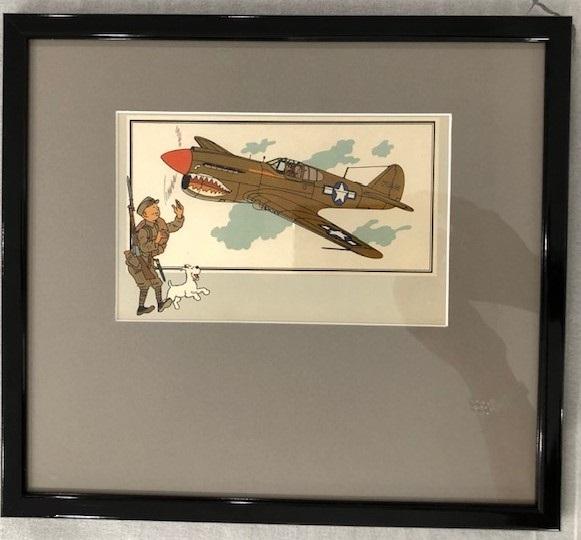 Aviation tintin II