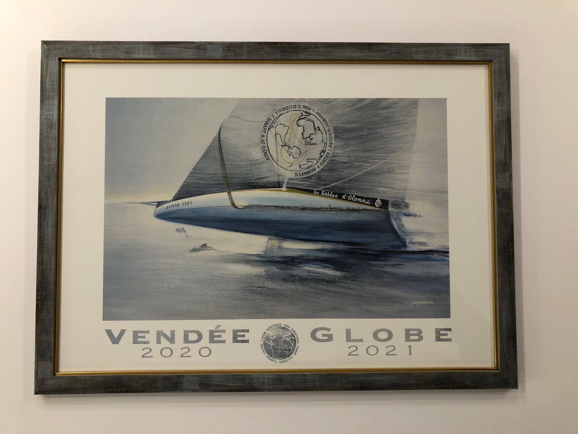 Poster Vendée Globe 2020 v1